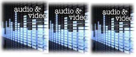 audio dan video