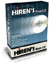 Hiren's BootCD 15